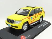"1:43 TOYOTA LAND CRUISER 200 ""Qatar Fire Brigade"" (пожарный) 2011"