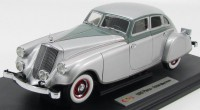 1:18 Pierce Arrow Silver Arrow 1933 Silver