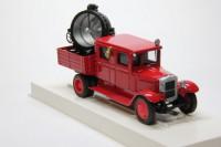 1:43 ЗиС-5 прожекторная станция ПО-15-8 с двойной кабиной (пожарный)