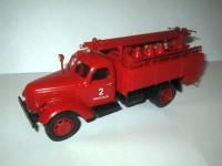 1:43 ЗиС-150 ПАXT пожарный автомобиль