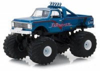 "1:64 CHEVROLET K-10 ""ExTerminator"" Bigfoot 1972 Blue"