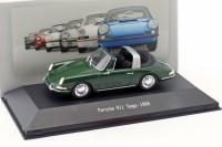 1:43 PORSCHE 911 Targa 1965 Green