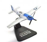 "1:72 North American P-51D ""Mustang"" 352nd Fighter Group Bodney USAF England 1944"