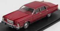 1:43 Lincoln Continental 1976, L.e. 299 pcs. (red)