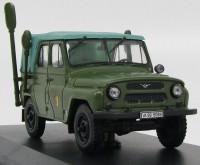 1:43 УАЗ/UAZ 469Б Военная полиция ГДР 1975