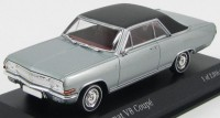 1:43 Opel Diplomat V8 Coupe 1965 (silver)