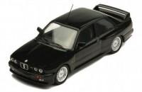 1:43 BMW M3 Sport Evolution (E30) 1990 Black