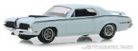 1:64 MERCURY Cougar Eliminator 1970 Pastel Blue