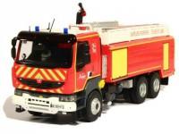 1:43 RENAULT Kerax CCGC Gallin Pompier S.D.I.S.28 6х4 (пожарный) 2016