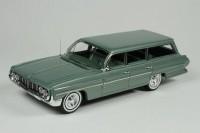 1:43 OLDSMOBILE Dynamic 88 Fiesta Wagon Heath Mist 1962 Green