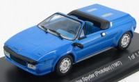 1:43 LAMBORGHINI Jalpa Spyder Prototipo 1987 Metallic Blue
