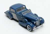 1:43 BUICK Series 80 Opera Brougham Fernandez & Darrin 1938 Blue