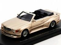1:43 MERCEDES-BENZ 500SEC Koenig Specials Cabrio1985 Metallic Beige