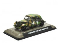 1:43 CITROEN Traction Avant Франция 1944