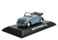 1:43 VW Kafer 1302 Cabrio 1970 Light Blue
