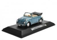 1:43 VW Kafer 1302 Cabrio 1970 Light Blue