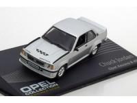 1:43 OPEL Ascona B400 Chuck Jordan 1982 Silver