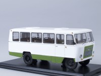 1:43 Кубань-Г1А1-02 бело-зелёный