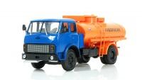 "1:43 МАЗ-5334 АЦ-8 ""Огнеопасно"", синий / оранжевый"