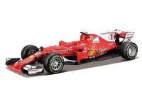 """1:43 FERRARI SF70-H """"Scuderia Ferrari"""" #7 K.Raikkonen Formula 1 2017"""