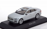 1:43 VOLVO S90 Sedan 2016 Electric Silver