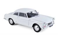 1:18 PEUGEOT 404 Coupe 1967 Arosa White