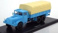 1:43 TATRA 111 (бортовой грузовик с тентом) 1947 Light Blue