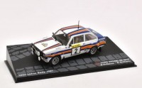 1:43 FORD Escort RS 1800 #2 Чемпион мира A.Vatanen/Richards победитель Rally 1000 Lakes 1981