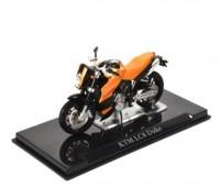 1:24 мотоцикл KTM LC8 Duke Orange