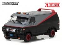 """1:43 GMC Vandura (фургон) 1983 (из телесериала 'Команда А"""")"""