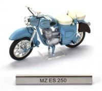 1:24 мотоцикл MZ ES 250 1956 Blue