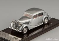 1:43 Jaguar MK IV Saloon (gunmetal)