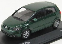 1:43 Volkswagen Golf Plus 2004, L.e. 1008 pcs. (dark green metallic)