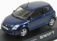 1:43 Suzuki Swift 2006 (cat's eye blue metallic)