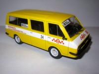1:43 РАФ-2203 Маршрутное такси