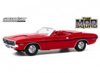 "1:18 DODGE Challenger R/T Convertible 1970 Rallye Red (из телесериала ""The Mod Squad"")"