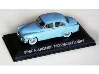 1:43 SIMCA ARONDE 1300 MONTLHERY 1956 Blue
