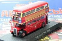 1:72 Leyland RTW (1957) (СПЕЦВЫПУСК)