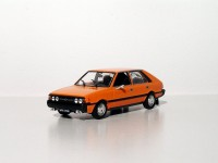 1:43 # 9 FSO Polonez 1500 1978 Orange (журнальная серия)