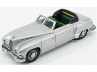 1:43 MERCEDES-BENZ 320 (W142) Wendler Cabriolet (открытый) 1940 Silver