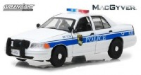 "1:43 FORD Crown Victoria Police Interceptor ""California Police"" 2003 (из телесериала ""Макгайвер"")"
