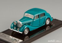 1:43 Jaguar MK IV Saloon (suede green)