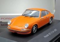 1:43 PORSCHE 911 S 2.4 1972 Orange