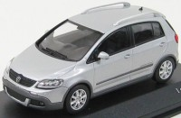 1:43 Volkswagen Golf Cross 2006, L.e. 1200 pcs. (silver)