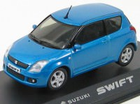1:43 Suzuki Swift 2006 (blue metallic)