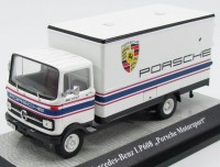 "1:43 MERCEDES-BENZ LP 608 техничка""PORSCHE Motor Sport"" 1970"