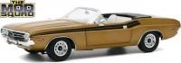 "1:18 DODGE Challenger 340 Convertible 1971 Gold (из телесериала ""The Mod Squad"")"