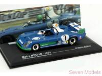 1:43 MATRA MS670B #7 Henti Pescarolo -Gérard Larrousse Winner LE MANS 1974