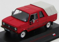 1:43 TARPAN 237 pick-up 4x4 1982 Red