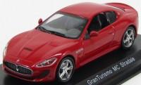 1:43 MASERATI Gran Turismo MC Stradale 2013 Red